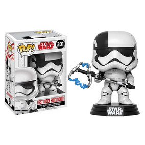 Figura Coleccionable Pop Star Wars Jedi Executioner Funko