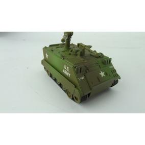 Tanque De Guerra U.s Army 1-1-83 Cs43 Ertl Made In Macao