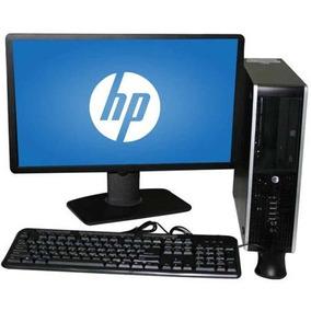 Cpu Hp Core I5 Com 4 Gb Ddr3 Hd 320 + Monitor 19 Wide