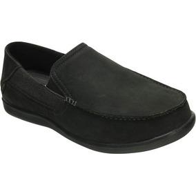 Zapatos Crocs Santa Cruz 2 Luxe Cuero Leather