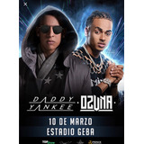 Campo Daddy Yankee Ozuna 10 Marzo