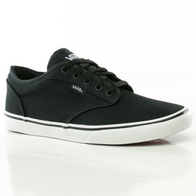 Zapatillas Atwood Canvas Black Vans Sport 78