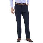 Pantalón Hombre Vestir Liso Sin Pinzas Classic Fit Yale