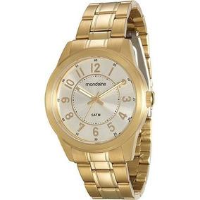 Relógio Feminino Analógico Mondaine Multifunção - Relógios De Pulso ... 314434c7b0