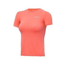 Camiseta Proteção Solar Solo Ion Uv Lady Rosa Pp