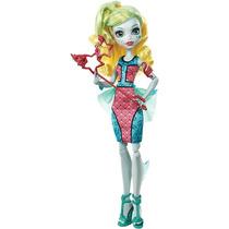 Boneca Monster High Bem Vindos Lagoona Blue Dnx18 - Mattel