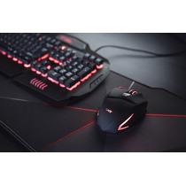 Mouse Gamer Marca Gxt 130 Importado De Usa Bluetooth Luz Led