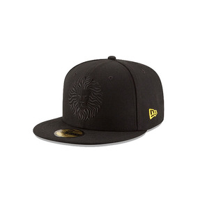 Gorra Ne 5950 Black On Black Leones