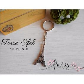 Llavero Torre Eiffel Recuerdos Para Xv Años Remate!