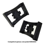 Plataforma Plástica Pedal Clip M505 M520 M540 M770 M8000 Par