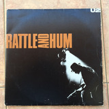 Disco Doble En Vinilo U2 Rattle And Hum