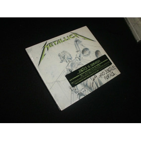 Cd Metallica - And Justice For All (deluxe Edition 3 Cds)