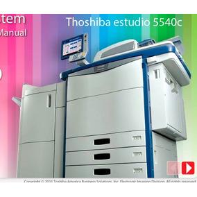 Thoshiba Estudio 5540c Impresora Laser A Color Doble Carta