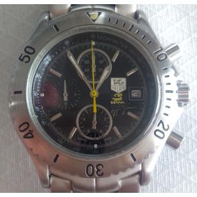 f22f1540921 Tag Heuer Link Yoshikatsu Kawaguchi Masculino - Relógios De Pulso no ...