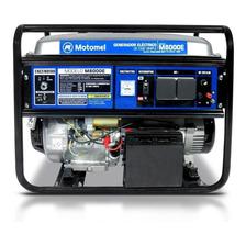 Generador Portátil Motomel M8000e 6000w Monofásico 220v