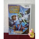 Star Wars: The Clone Wars Wii