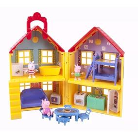Casa Peppa Pig, Suzi E George
