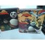 Carpeta Kung Fu Panda Nro.3 Tres Anillos Original Proarte