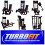 Equipamentos De Musculação - Novos - Direto Da Fábrica