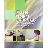 Libro : Atlas De Tecnicas Osteopaticas (spanish Edition)
