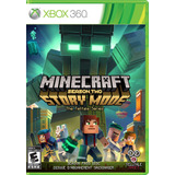 Minecraft Story Mode Season 2 - Xbox 360 - Nuevo