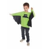 Camiseta Lelois Morcego Verde