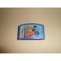Cartucho Leapster Buscando A Nemo Disney Leap Frog