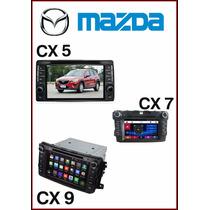 Equipo Auto Dvd Gps Mazda Cx5 Cx7 Cx9 Estereo Radio Agencia