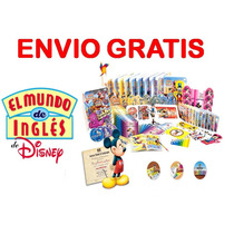 El Mundo De Ingles De Disney Original