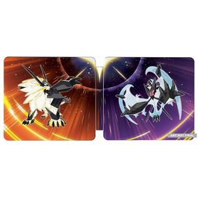 Pokemon Ultra Sun & Ultra Moon Steelbook - Nintendo 3ds