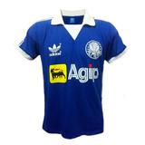Camisa Palmeiras Gk Curta Agip - Liga Retrô Sports