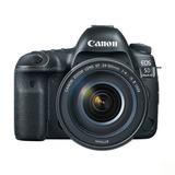 Camara Canon 5d Mark Iv Con Lente Ef 24-105mm F/4l Ii