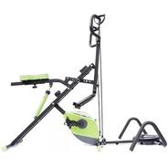 Maquina Ejercicio Body Crunch Evolution Twister Biciclea