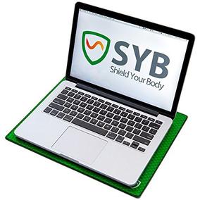 Syb Laptop Pad, Protección Contra La Radiación Emf Y Bloquea