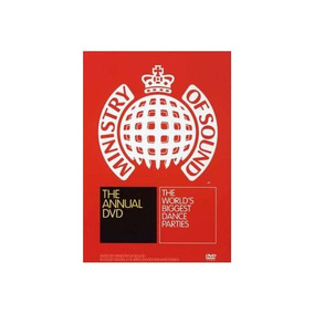 Dvd Ministry Of Sound - The Annual 2003 The World