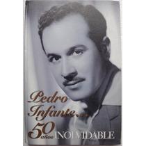 Especial Pedro Infante 50 Años, Tv Y Novelas Libro De Lujo
