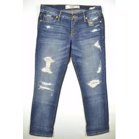 Calça Jeans Abercrombie & Fitch - W25, L28 / 36