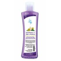 Shampoo De Ajo Y Arnica Elimina Ceborrea Y Caspa Shelo Nabel