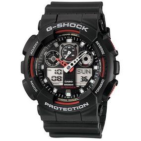 Casio G-shock Ga100-1a4 Negro
