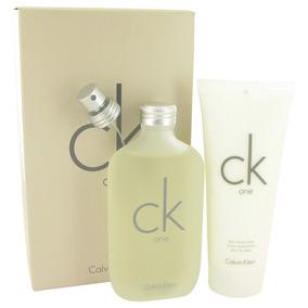 Kit Presente Feminino Ck One De Calvin Klein