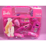 Set De Doctora Barbie Con Estetoscopio Distribuidora Lv