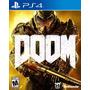 Doom Ps4 Juegos Ps4 Delivery