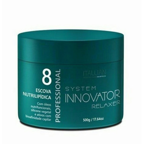Escova Nutri Lipidica Itallian Hair Tech 500gr