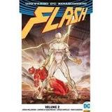 Flash Universo Dc Renascimento Volumes 2 A 4