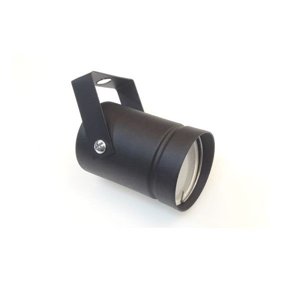 Spot Proyector Blanco Negro Con Dicroica Led 7w Ideal Local