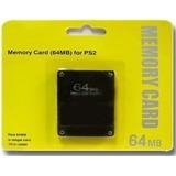 Puntotecno - Memory Card De 64 Mb Para Ps2