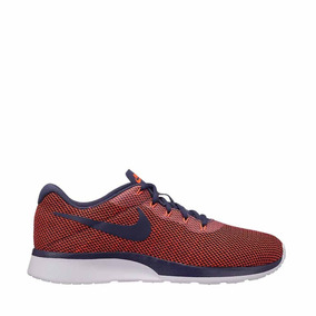 Tenis Casual Nike Tanjun Racer Naranja Hombre 179944 Nuevos