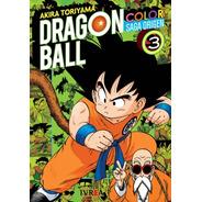 Dragon Ball Color: Saga Origen #03 - Manga - Ivrea