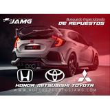 Búsqueda Especializada Repuestos Mitsubishi, Toyota Y Honda