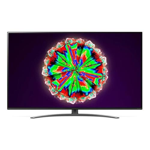 """Smart TV LG AI ThinQ 65NANO81SNA LED 4K 65"""" 100V/240V"""